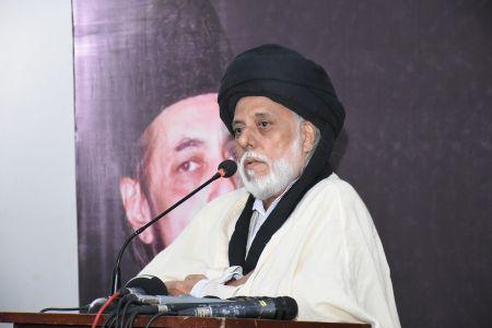 Condolence Reference Of Allama Zamir Akhtar Naqvi At Arts Council Karachi (16)