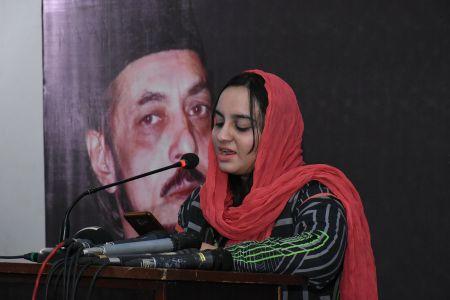 Condolence Reference Of Allama Zamir Akhtar Naqvi At Arts Council Karachi (4)