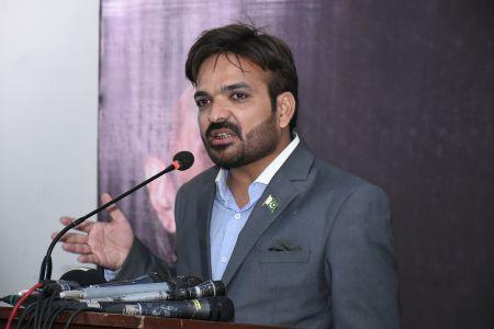Condolence Reference Of Allama Zamir Akhtar Naqvi At Arts Council Karachi (8)