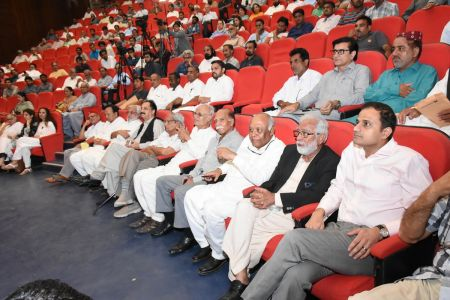 Condolence Reference Of Comerade Tufail Abbas At Arts Council Karachi (6)