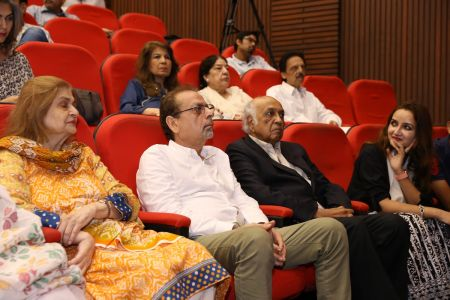 Condolence Reference Of MM Usmani At Arts Council Karachi (15)