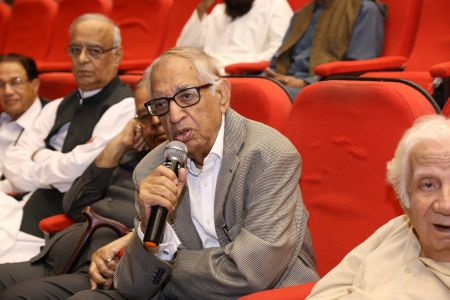 Condolence Reference Of MM Usmani At Arts Council Karachi (19)