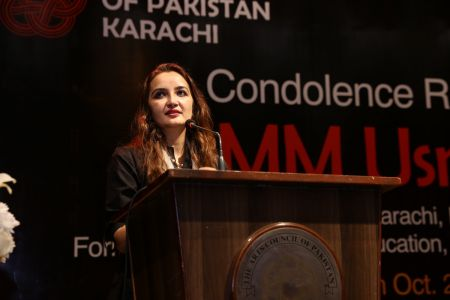 Condolence Reference Of MM Usmani At Arts Council Karachi (21)