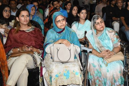 Condolence Reference Of Shahnaz Siddiqui At Arts Council Of Pakistan Karachi (10)