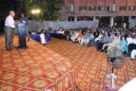 Condolence Reference Of Shahnaz Siddiqui At Arts Council Of Pakistan Karachi (23)