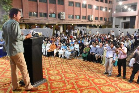 Condolence Reference Of Shahnaz Siddiqui At Arts Council Of Pakistan Karachi (36)