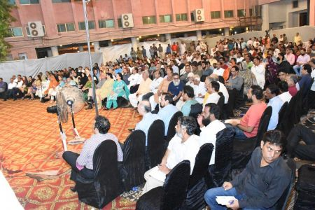 Condolence Reference Of Shahnaz Siddiqui At Arts Council Of Pakistan Karachi (51)