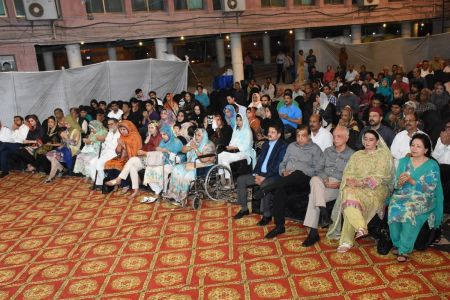 Condolence Reference Of Shahnaz Siddiqui At Arts Council Of Pakistan Karachi (5)