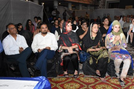 Condolence Reference Of Shahnaz Siddiqui At Arts Council Of Pakistan Karachi (8)