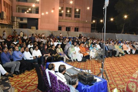 Condolence Reference Of Shahnaz Siddiqui At Arts Council Of Pakistan Karachi (9)