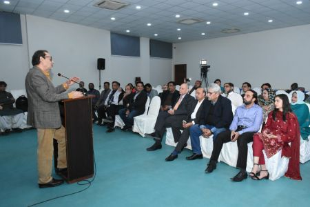 Condolence Reference Of Suhail Naqvi At Arts Council Karachi (4)
