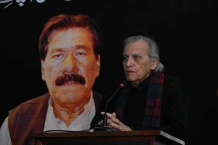 Condolence Reference Of Vakeel Faruqi At Arts Council Karachi (21)