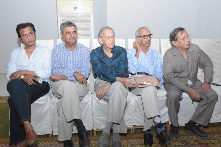 Condolence Reference Of An Artist Qazi Wajid  (15)