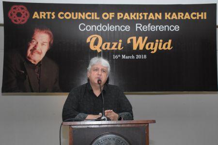 Condolence Reference Of An Artist Qazi Wajid  (31)
