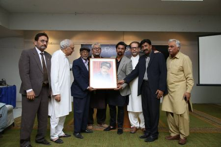 Condolence Reference Of The Prominent Artist Gulab Chandio (3)