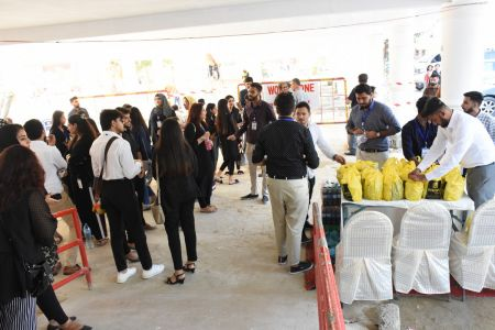 DICE CAM 2018; Gap Analysis Working Sessions And Inaugural Ceremony At Arts Council Karachi (35)