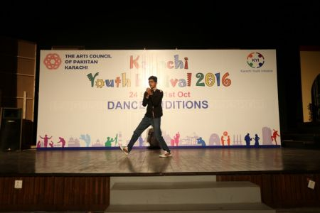 Dance Auditions In Youth Festival 2016 (1)