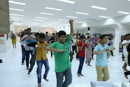 Dance Workshop In Youth Festival 2016 (11)