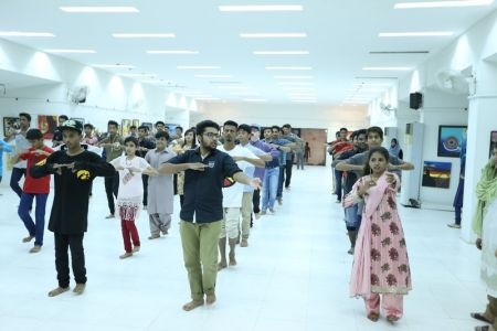 Dance Workshop In Youth Festival 2016 (7)