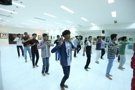 Dance Workshop In Youth Festival 2016 (9)