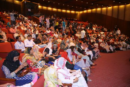 Day-1, 1st Women Conference 2020 Hosted By Arts Council Karachi (23)