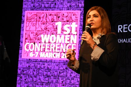 Day-2, 1st Women Conference 2020 Hosted By Arts Council Karachi (25)