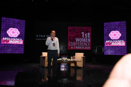 Day-2, 1st Women Conference 2020 Hosted By Arts Council Karachi (32)