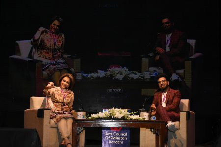 Day-2, 1st Women Conference 2020 Hosted By Arts Council Karachi (34)