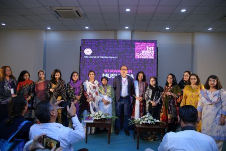 Day-2, MUSHAIRA, 1st Women Conference 2020 Hosted By Arts Council Karachi (19)