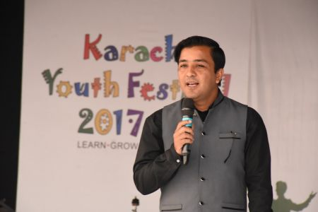 Declamation Competition, Distrtict Malir In Karachi Youth Festival 2017-18, Arts Council Karachi (32)