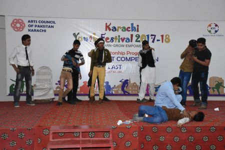 Declamation Competitions District East, Karachi Youth Festival 2017-18 (1)
