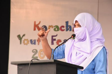 Declamation Competitions District East, Karachi Youth Festival 2017-18 (6)