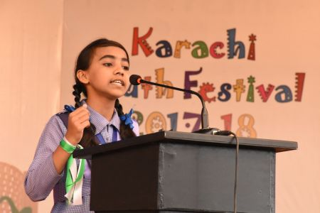 Diclamation Competition Distt. Korangi Youth Festival (21)