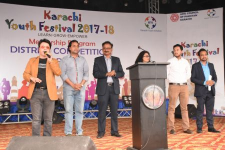 Diclamation Competition Distt. Korangi Youth Festival (4)