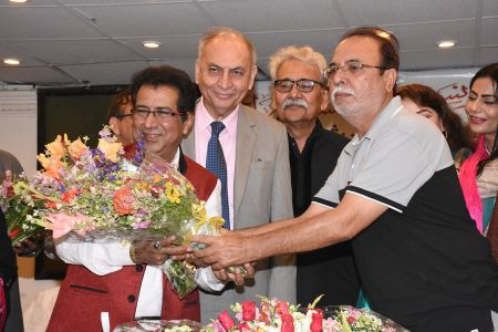 Dinner For Participants Of Aalmi Mushaira  (11)