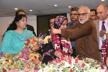 Dinner For Participants Of Aalmi Mushaira  (14)