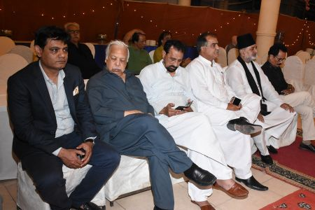 Dinner For Participants Of Aalmi Mushaira  (27)