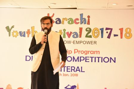 District Central -Theater Compeitions Of Karachi Youth Festival 2017-18 At Arts Council Karachi (12)