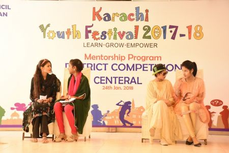 District Central -Theater Compeitions Of Karachi Youth Festival 2017-18 At Arts Council Karachi (20)