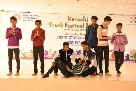 District Central -Theater Compeitions Of Karachi Youth Festival 2017-18 At Arts Council Karachi (27)