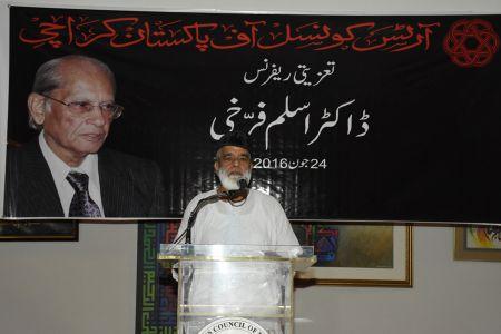 Dr. Aslam Farukhi Condolence (13)