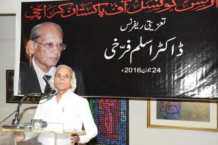 Dr. Aslam Farukhi Condolence (7)