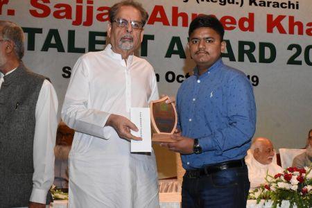 Dr. Sajjad Ahmed Khan Talent Awards, 23rd Annual Awards At Arts Council Karachi  (2)