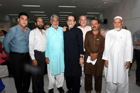 Eid Milan & Mango Party For Members Of Arts Council Karachi (57)