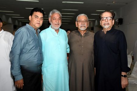 Eid Milan & Mango Party For Members Of Arts Council Karachi (58)