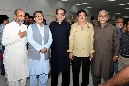 Eid Milan & Mango Party For Members Of Arts Council Karachi (59)