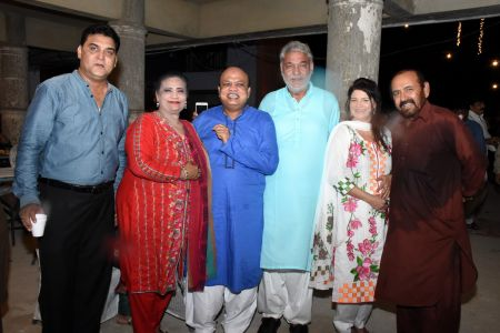 Eid Milan & Mango Party For Members Of Arts Council Karachi (60)