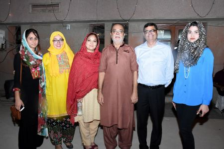 Eid Milan & Mango Party For Members Of Arts Council Karachi (62)