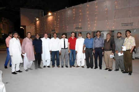 Eid Milan & Mango Party For Members Of Arts Council Karachi (64)