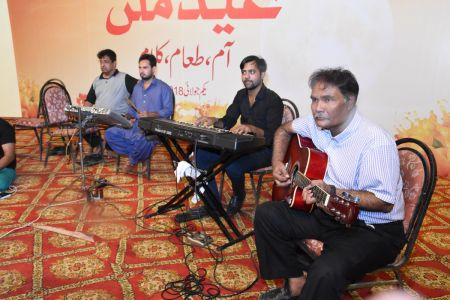 Eid Milan & Mango Party For Members Of Arts Council Karachi (70)